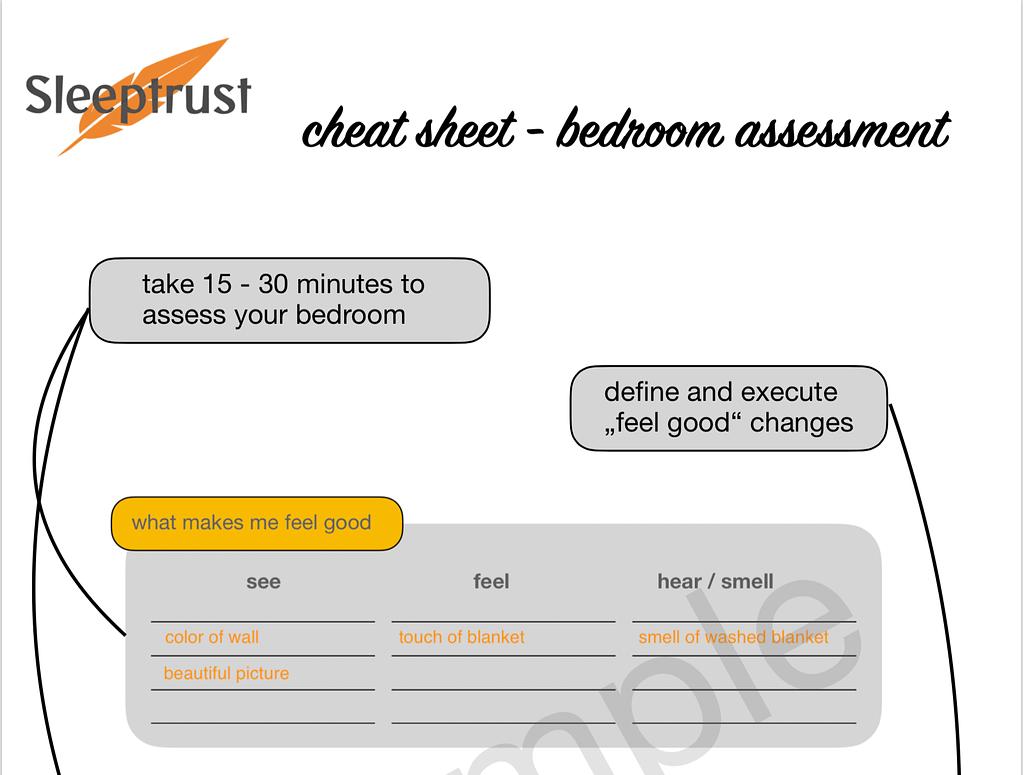 Bedroom Assessment